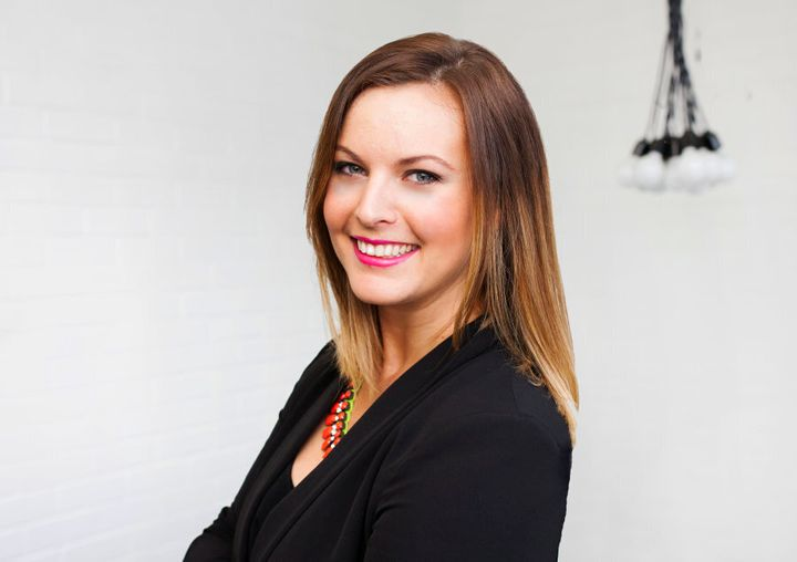 Entrepreneur Alison Balch values the flexibility and autonomy of owning her own business compared to the corporate life.