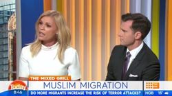 Sonia Kruger Says Australia Should Close Borders To