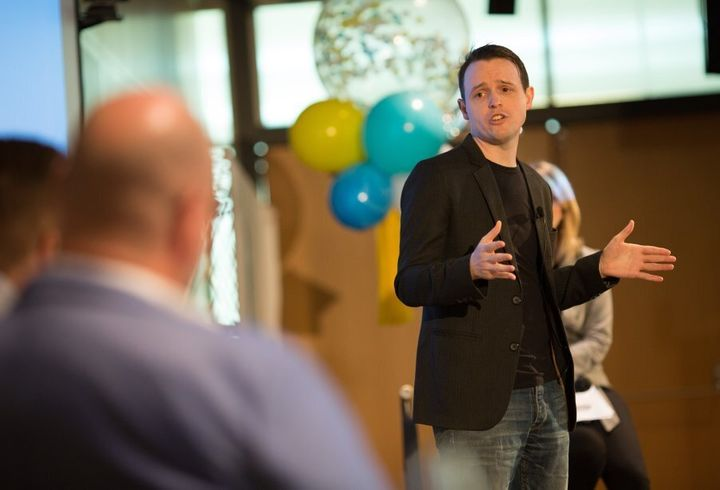 Dr Rowan Tulloch successfully pitched for $50,000 to fund his software, Game Change, that will gamify classes and help students who struggle to learn from traditional teaching techniques.