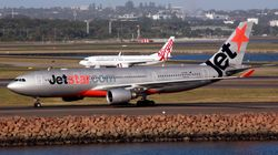Passengers Booted From Jetstar Plane Were Drunk, Brawling: