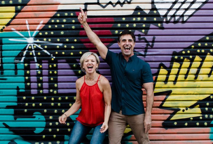 Jo Otto and her husband have spent $100,000 rocking out to her new app, Maths Rockx, off the ground.