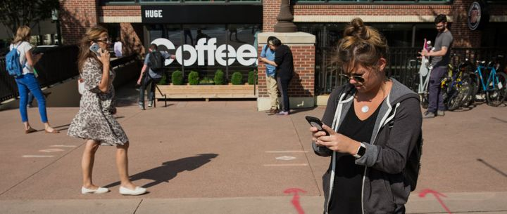 """Coffee shops and cafes are dropping Pokemon Go """"lures"""" outside their businesses to attract Pokemon trainers."""