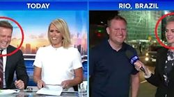 Karl Stefanovic Drops 7 'Tranny' Jokes While Discussing Rio