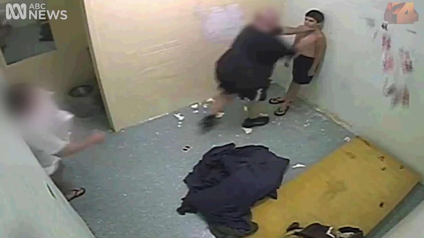 Boy, 17, strapped to mechanical chair as ABC Four Corners