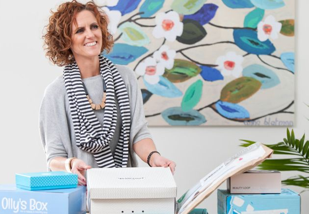 Heidi Adriaanse is the founder of subscription box review site The Box
