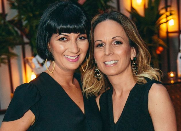 Maria Nicolaou and Penny Culpo say that as sisters, they inherently understand each other's vision for...
