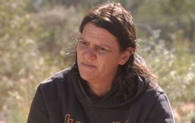 Dylan Voller's mother,