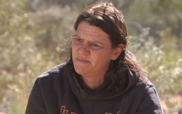 Dylan Voller's mother, Joanne.