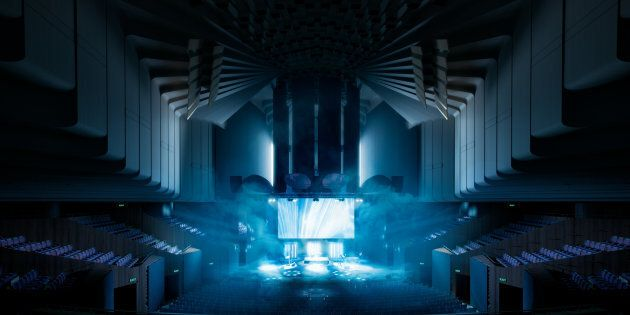A new and improved Sydney Concert Hall by