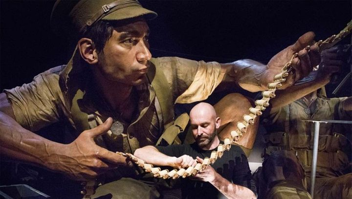 Weta Workshop this year collaborated with the Te Papa Museum on the exhibition 'Gallipoli: The Scale of Our War'.