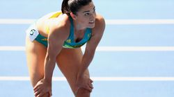 Michelle Jenneke's Dance Doesn't Help Her Advance At The Rio