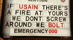 These Olympic-Themed Fire Safety Puns Are So Bad, But So Bloody