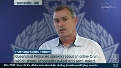 Pornographic Website Featuring Australian Schoolgirls As Young As 14 Under