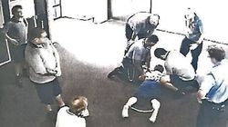 Shocking Images Reveal Mistreatment At Queensland Juvenile Detention