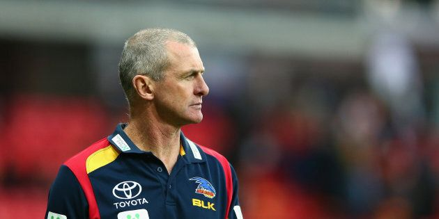 Phil Walsh was found stabbed to death in his family home on July 3, 2015.