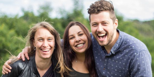 The Edge Pledge team of Carys Evans, Nadia Nath and Sam Marwood are dedicated to raising funds to save...