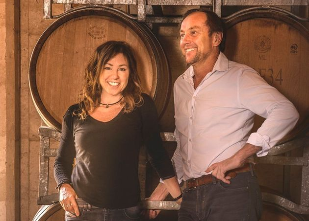 Lisa and Andrew Margan this year celebrated 20 years in the winemaking