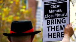 Refugee Supporters Join In National Day Of Action Against Nauru, Manus