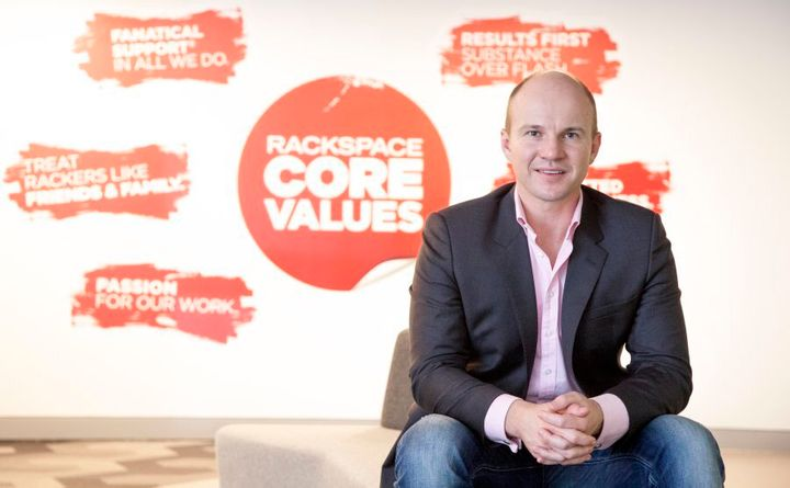 Rackspace ANZ GM Angus Dorney says the Best Place To Work Award recognised the company's commitment to their valued employees.