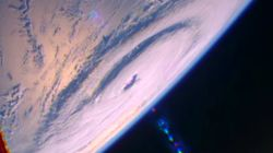 Space Station Captures Stunning Footage Of Storms From