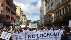 Keep Sydney Open Throws Down Rally Challenge To Pro-Lockout