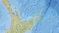 Aftershocks Rattle NZ After 7.1 Magnitude