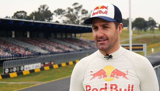 Jamie Whincup: Nutrition Is The Key To Success In