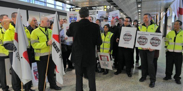 CPSU members say they will start a 24 hour strike on