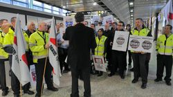 Airports, Medicare To Strike Today In Massive Public Sector