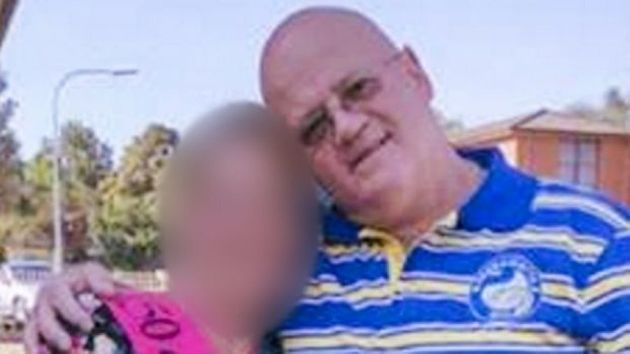 Wayne Greenhalgh was stabbed in suburban