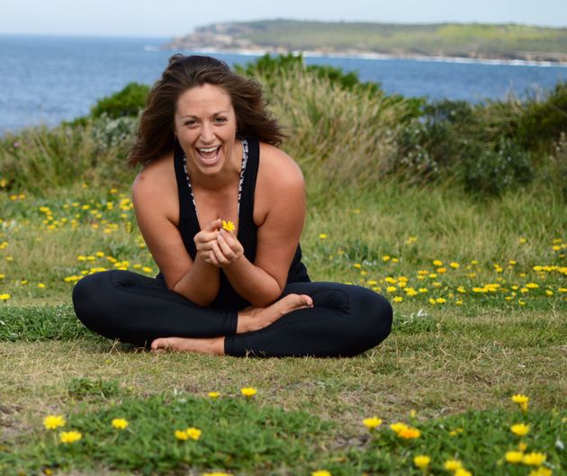 Laura Moore now helps others get their health and wellbeing on