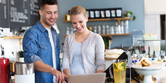 A range of online information sources and e-learning options can help small business owners learn a few new tricks without leaving work.