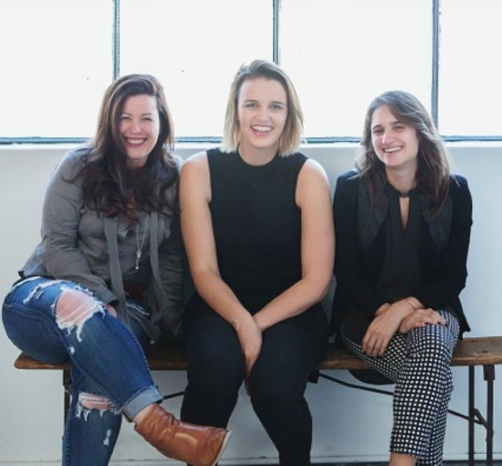 Penny Locaso, Kate Toholka and Sheree Rubenstein devised FBOMB, a YouTube series of videos featuring real and candid interviews with female SME owners.