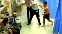 Shocking Footage Shows Health Workers Attacked At Women's