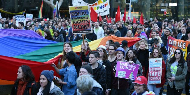 JOY 94.9 champions marriage equality and voices arguments against the