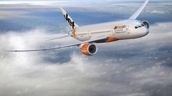 Sydney Jetstar Plane Left Flying On One Engine After Smoke Filled
