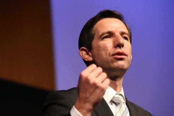 Simon Birmingham wants to create