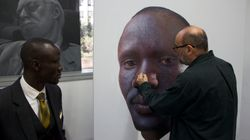 Deng Adut Reveals Why It Is So Hard To See Himself In An Archibald Winning