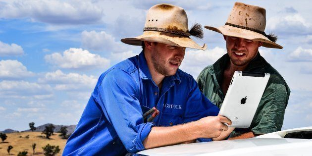 AgTech is revolutionising the way Aussie farmers run their