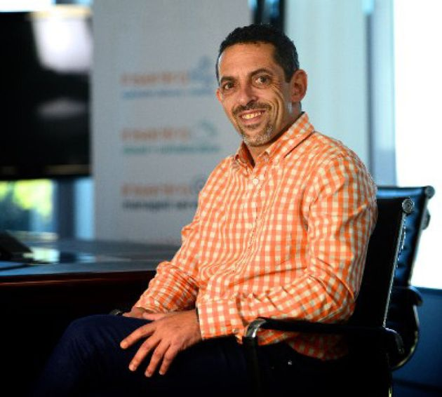 Insentra CEO Ronnie Altit got the chance to create his own culture with his small