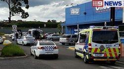 Manhunt Under Way After Melbourne