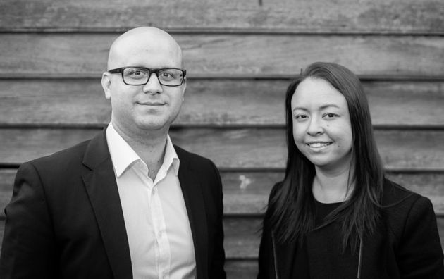 Michael Radovnikovic and Belinda Bentley want consumers to care about philanthropy through real