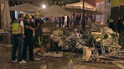 Dozens Injured After Gas Cylinder Explodes In Cafe In Malaga,