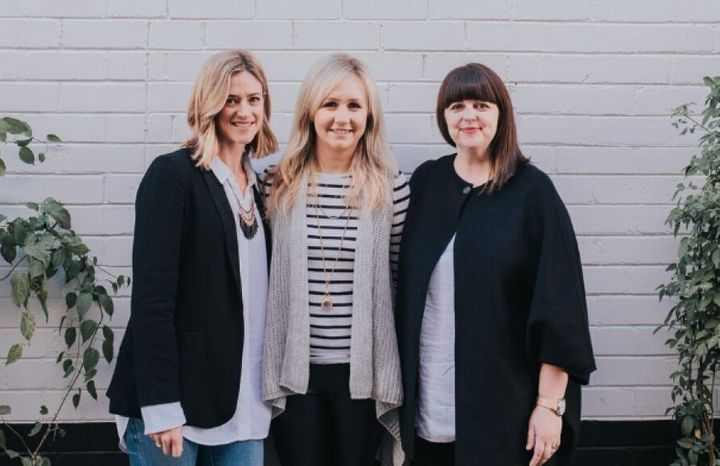 Marissa Mills, Nadean Richards and Jessica McLeod realised that three heads are bigger than one, and their successful events business is now launching in New York City.