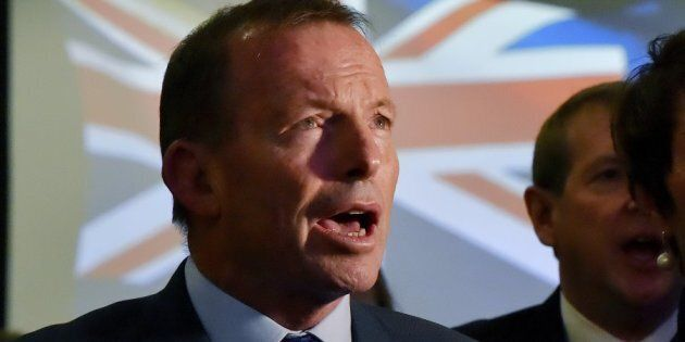 Former Prime Minister Tony Abbott wants Australia to have