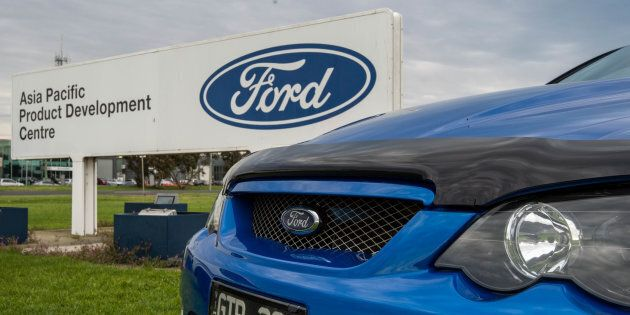 Ford will end car production in Australia