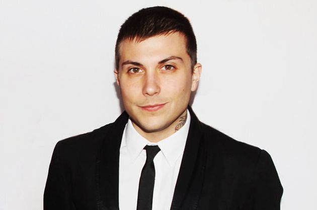 Former My Chemical Romance guitarist Frank Iero is recovering in a Sydney hospital following the
