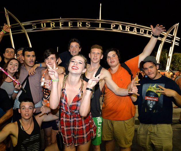 Schoolies is an annual celebration for Year 12 school leavers that centres around Surfers