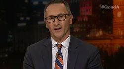 Richard Di Natale On Q&A: 'Privilege Is Usually Invisible To Those Who Have