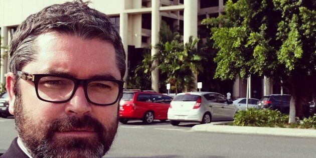 Andrew Wiseman is using Instagram to spruik his Queensland law